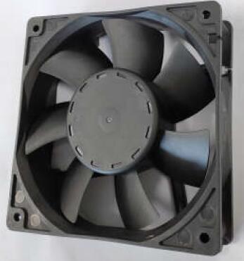 DC Cooling Fan (EC 12038-04)